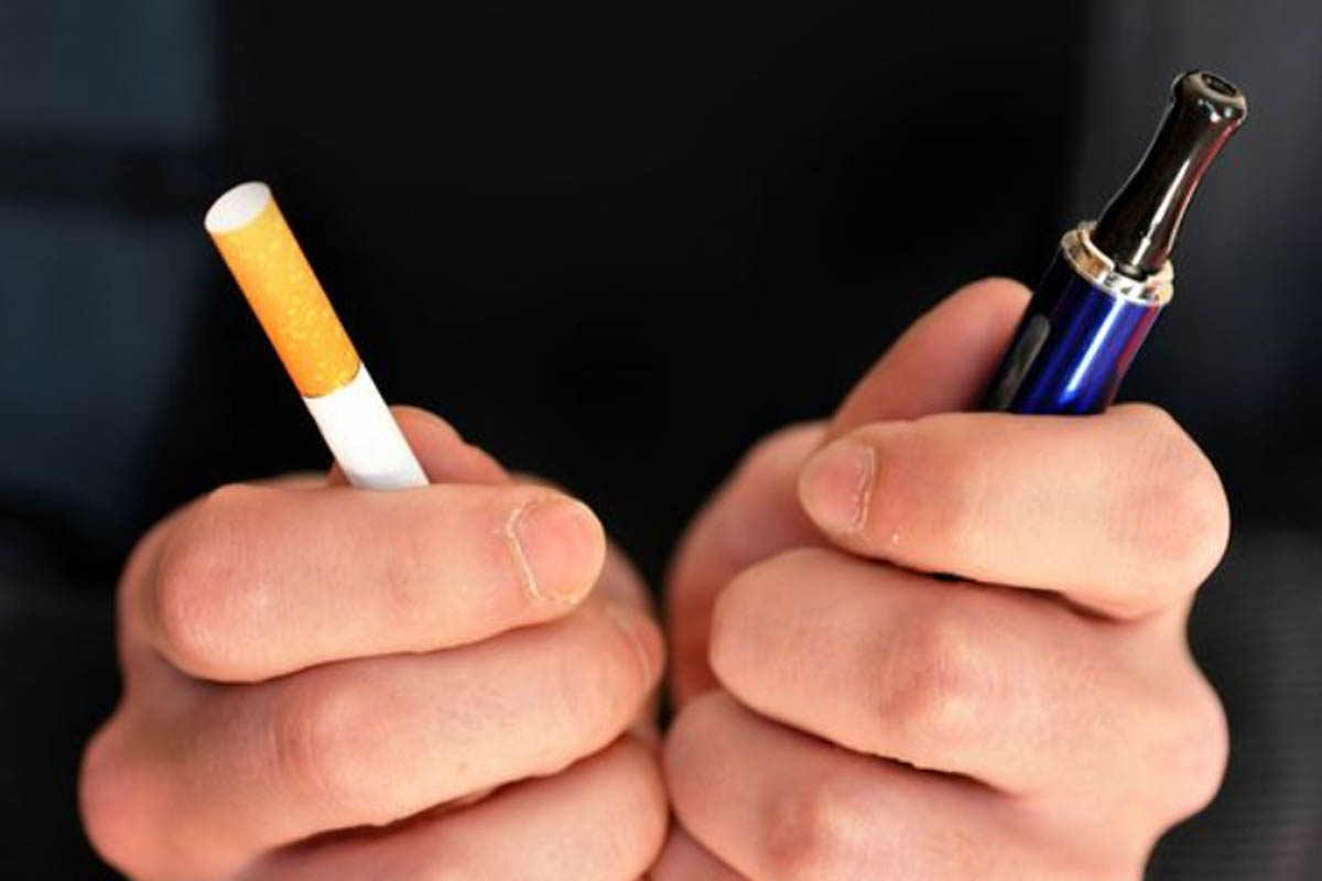 No lung harm has been found as a result of long-term daily vaping, according to a new study