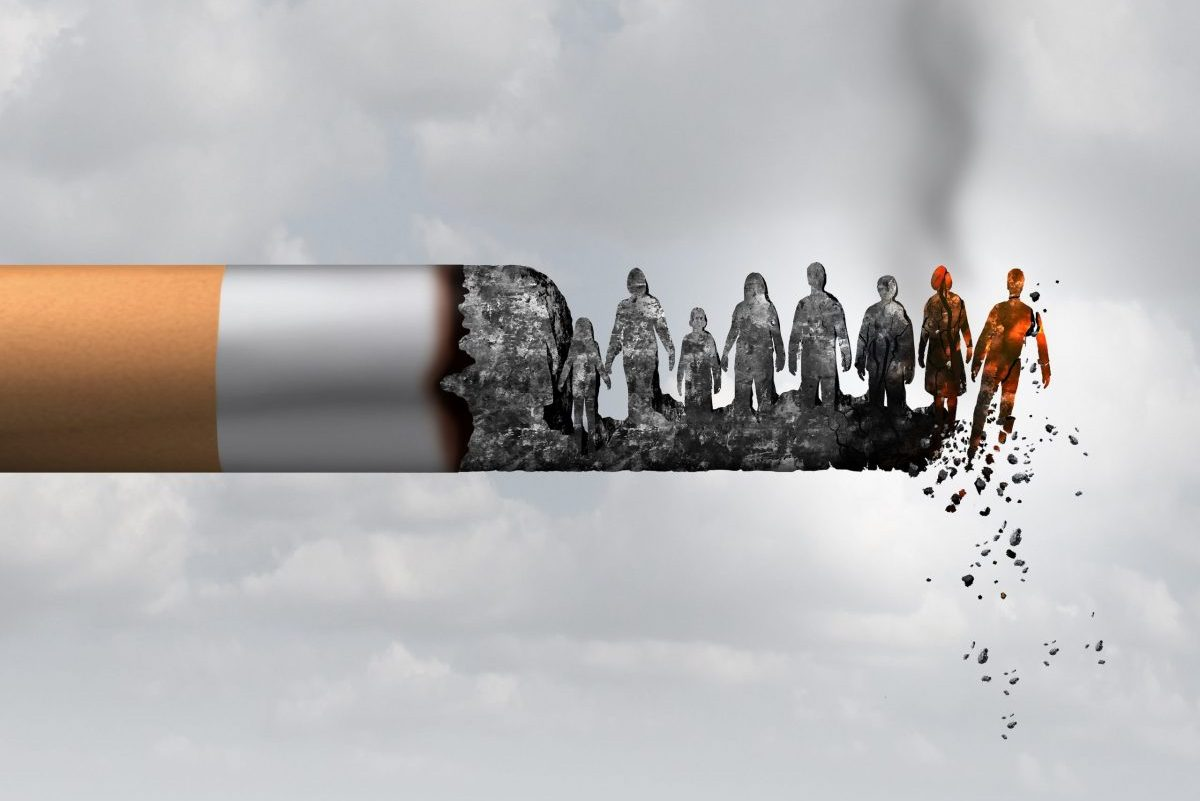 The effects of secondhand smoke can persist for generations