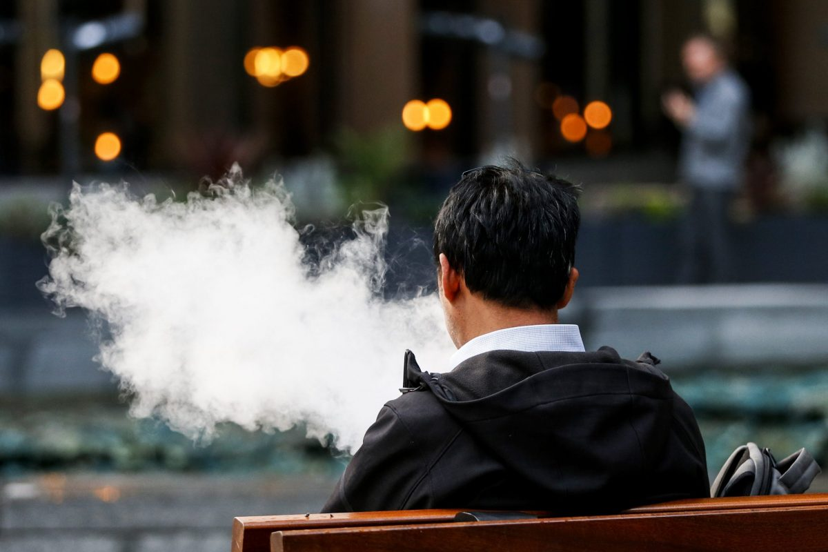 Vapes may be classified as tobacco products in China